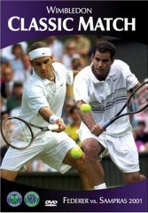 The Wimbledon Collection - The Classic Match - Federer Vs. Sampras