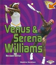 Venus &amp; Serena Williams by Madeline Donaldson