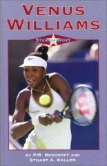 Venus Williams (Stars of Sports) by P. M. Boekhoff, Stuart A. Kallen