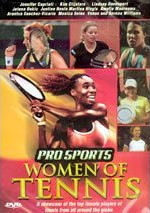 Pro Sports - Women of Tennis DVD
