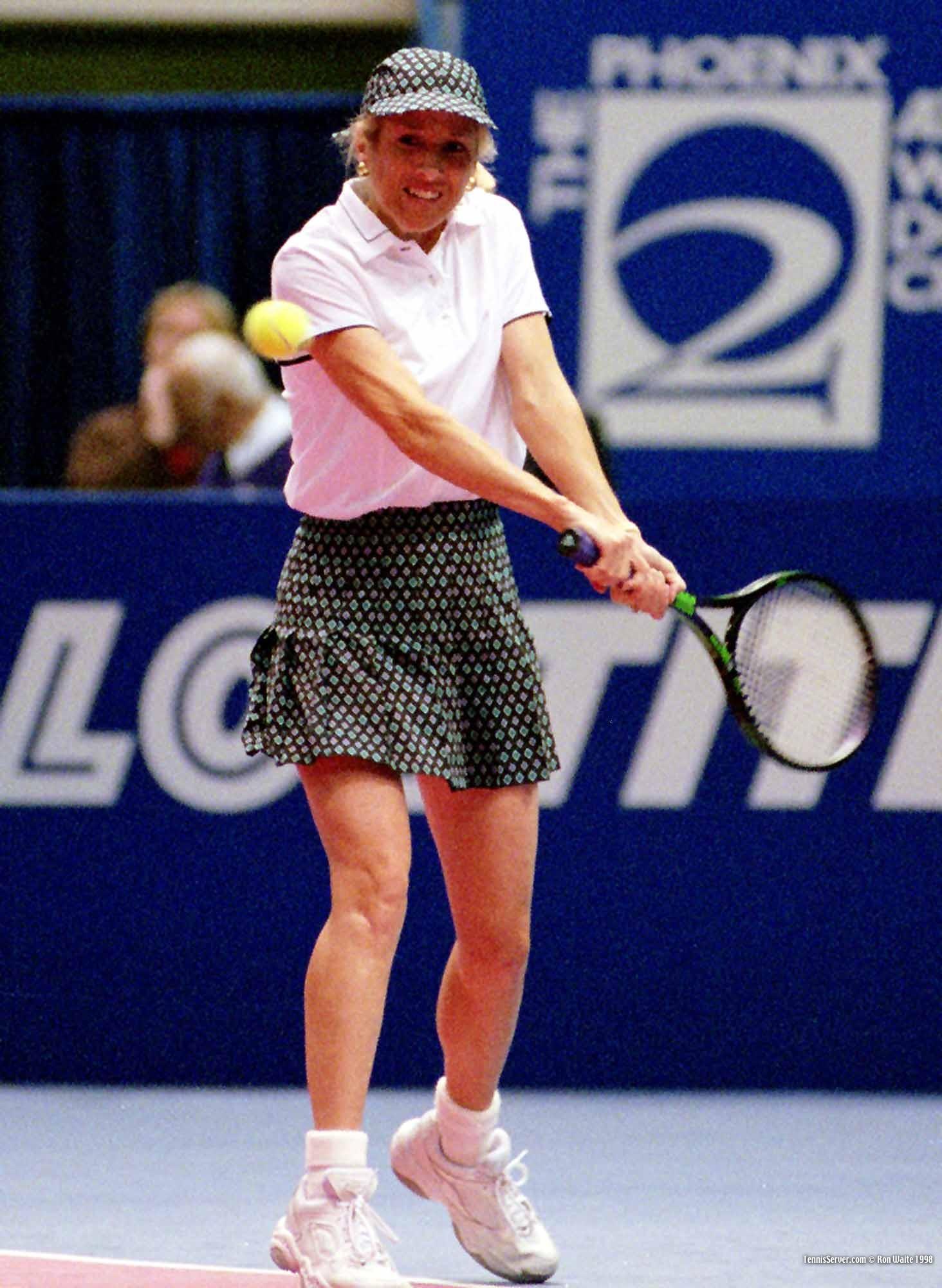 Tennis Server ATP WTA Pro Tennis Showcase Legends of Tennis