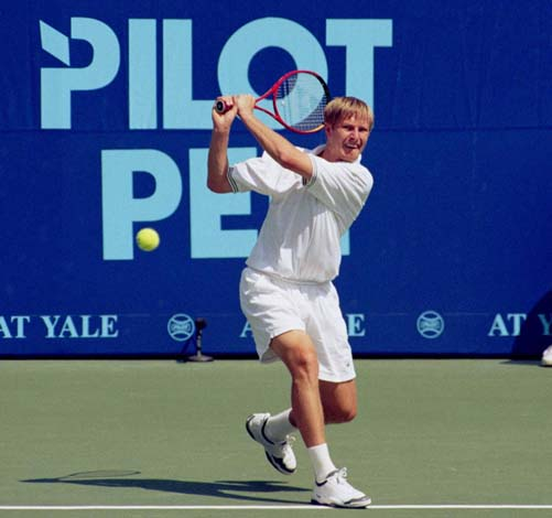 So Lets Review The Keys To A Great Two Handed Backhand