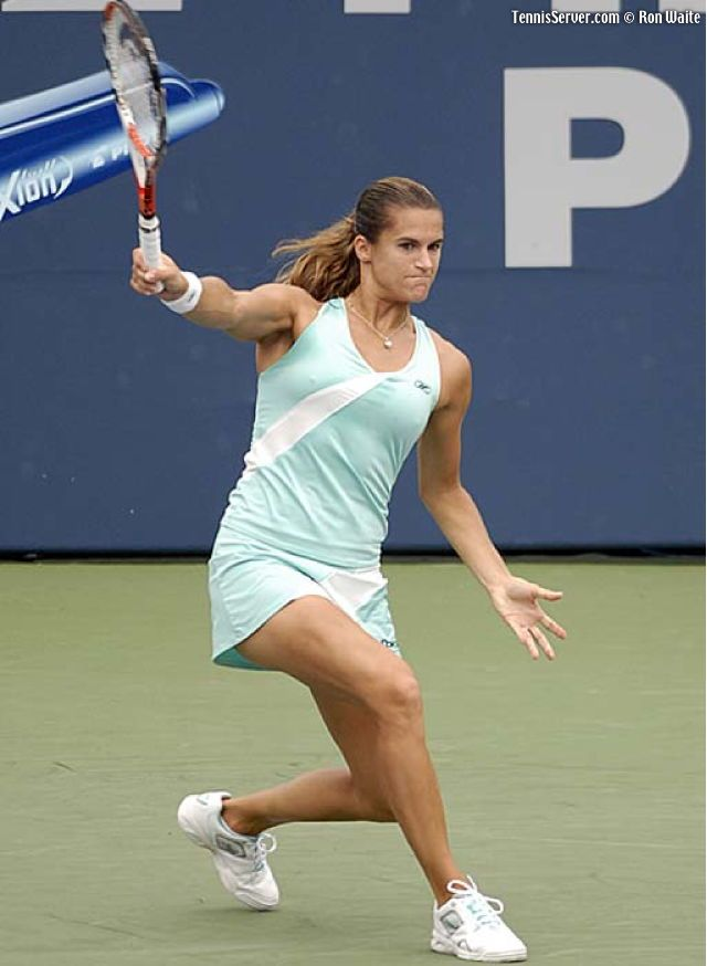 Amelie Mauresmo